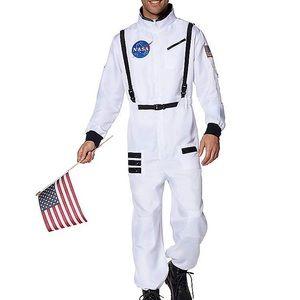 Men's NASA costume
